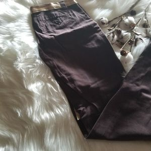 Super soft and classy Ellemenno pants with belt